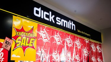 Dick Smith receiver Ferrier Hodgson has called for indicative bids by next week.