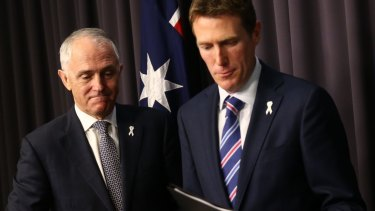 WA MP Christian Porter apologised to Malcolm Turnbull for missing the vote.