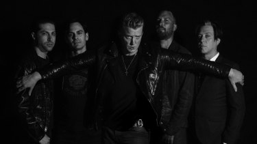 Queens of the Stone Age return to Australia for shows in the spring.