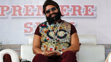 Self-styled 'godman' Gurmeet Ram Rahim Singh has been handed a 10 years jail sentence.