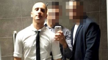 The coroner said Numan Haider had been radicalised before the attack.