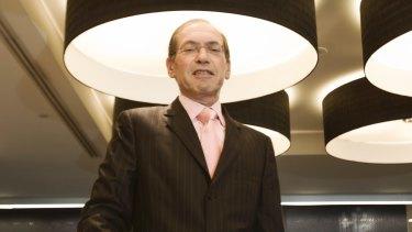 Caltex CEO Julian Segal won a $14 million pay packet.