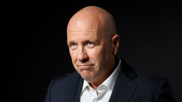 Richard Flanagan mines personal experience for a playful novel.