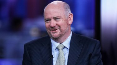 Richard Cousins was chief executive officer of the Compass Group.