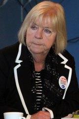 Labor MP Noreen Hay.