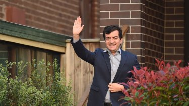 """""""It was probably the first real hard time I had"""": Sam Dastyari opens up about his fall from grace."""