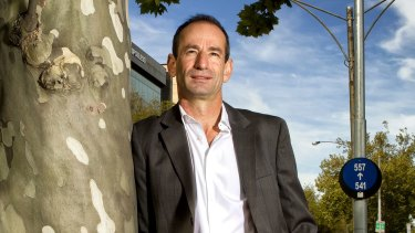 Seek chief executive Andrew Bassat is hoping to expand the company's China and south-east Asia ventures.