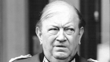 In some contexts, stereotypes are found to be funny, such as in Allo Allo, starring British actor Richard Marner as German Colonel Kurt Von Strohm.