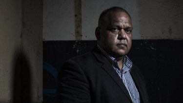 Indigenous leader and activist Noel Pearson.
