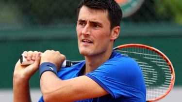 Bernard Tomic says he and Nick Kyrgios are unfairly branded as tankers.