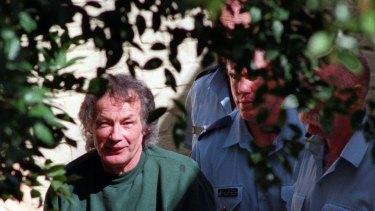 Backpacker murderer Ivat Milat.