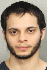 Accused gunman Esteban Ruiz Santiago.