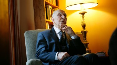 Concentration-camp survivor Stephane Hessel spent his last years urging young people to engage in politics.
