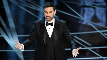 Jimmy Kimmel is set to host the Oscars for a second consecutive year.
