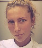 Yulia Balykina's body was found in woods.