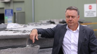 Joel Fitzgibbon is Labor's shadow minister for agriculture and regional Australia.