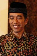 Indonesian President Joko Widodo, who refused to grant the Bali nine pair clemency.