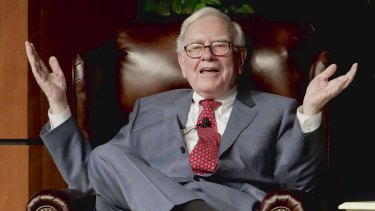 Warren Buffett Invests Like a Girl: why women are investment naturals