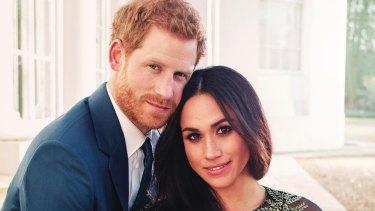 Wedding plans revealed: Prince Harry and Meghan Markle.