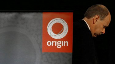 Mr King left Origin last October after being chief executive since 2000.