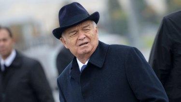 Uzbek President Islam Karimov has died, aged 78.