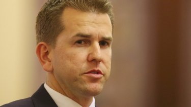 Shadow police minister Jarrod Bleijie said comments that crime had flourished over the past three years were wrong.