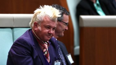On borrowed time? Geelong Mayor Darryn Lyons.