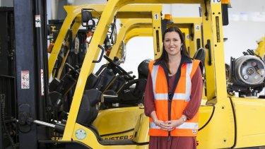 Simone Turner, Asixa CEO: Supporting women in the transport sector.