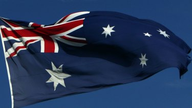 The Australian flag was designed to change with the times.