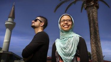 Everyday Islam: Giaan Tomcure and Ameera Karimshah.