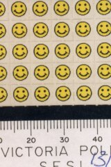 Microdosing on LSD, above, is said to improve concentration levels.