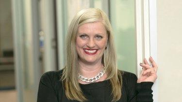 Pathology Australia chief executive Liesel Wett.