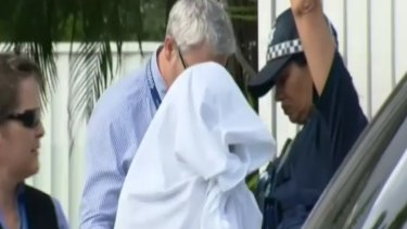 A man is arrested over the death of a six-year-old girl at Kedron, in Brisbane's north.