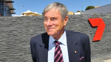 "Billionaire chairman Kerry Stokes is said to rule with an ""iron fist""."