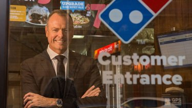 Domino's Pizza CEO Don Meij has agreed to pay $55 million for a French pizza chain  and is searching for more deals to double the global store footprint over 10 years.