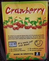The Real Juice Company made an array of false claims on its two litre cranberry juice product.