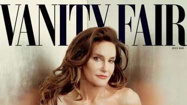 Caitlyn Jenner made her public debut on the cover of <i>Vanity Fair</i> magazine.