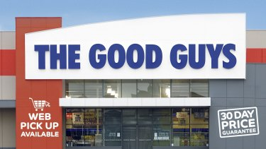 The transition of The Good Guys 56 joint venture stores to corporate ownership could weigh on sales, according to analysts.