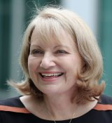 Caring role: Women in politics focus on serving their constituents, says Sharman Stone.