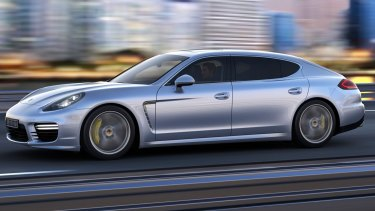 Porsche's Panamera S E-hybrid can drink as little as 3.1L/100km or sprint to 100km/h in 5.5 seconds - just not at the same time.