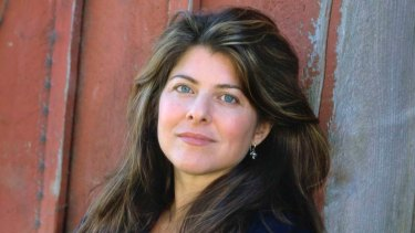 Naomi Wolf, author of Vagina: A New Biography.