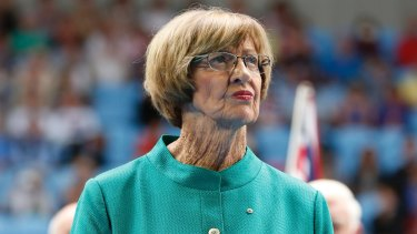 Margaret Court sparked outrage following her homophobic comments.