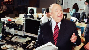 End of an era: America's most powerful TV executive is about to step down.