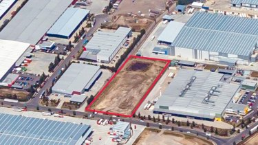 GPT Group has sold 1.4 hectares of industrial land ready for development at Lot E, Lockwood Road, Erskine Park.
