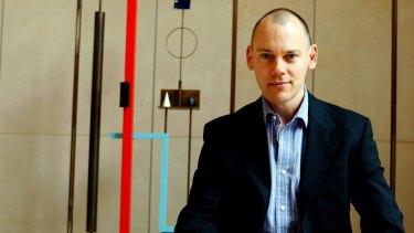 SocietyOne co-founder Matt Symons.