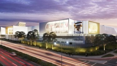 The second stage of The Glen's $460 million transformation will offer a new contemporary food gallery, to be unveiled in early 2018.