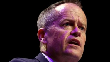 Opposition Leader Bill Shorten has denied wrongdoing.