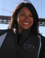 Scientist Vicky Vasquez.
