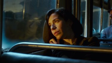 Sally Hawkins plays a non-speaking woman named Elisa in <i>The Shape of Water</i>.