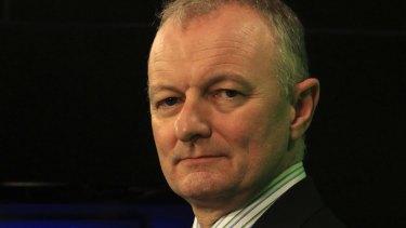 ABC political analyst Antony Green.